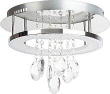 Rabalux - LED Decken-Kristallleuchte LED/24W