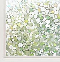 rabbitgoo 3D Fensterfolie Fensterschutzfolie