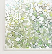 rabbitgoo® 3D Statische Fensterfolie