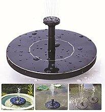 Rabusion Solar-Vogeltränke, Wasserpumpe,