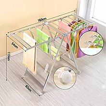 Rack Wäscheständer Aluminiumlegierung-Luftprofil