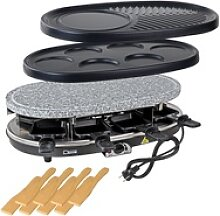 Raclette-Grill Tessin 3 in 1