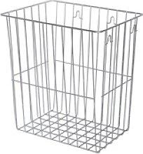 racon® m-basket Abfallkorb, ca. 20 Liter, Metall,