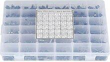 Radialkondensator 1000 Stück 36 Werte