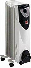 Radio BR10–Öl-Radiator, 5Elemente, 1000W