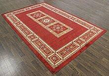 raditionellen Persischen Kunzit Teppich 7,5x 5.2ft rot Orient-Teppich a2zrug