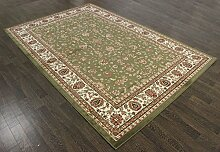 raditionellen Persischen/Teppich 9,8x Bockleiter grün Orient-Teppich a2zrug