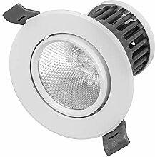 Radium LED Spot 8W, 590 Lumen, Deckenstrahler,