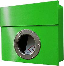 Radius Design - Briefkasten Letterman, grün