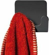 Radius Design - Puro Handtuchhaken, schwarz