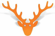 Radius Garderobe Trophäe klein Orange - 499 b