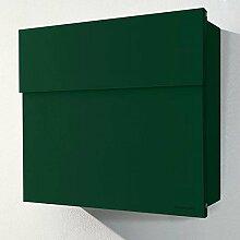 Radius Letterman 4 Briefkasten dunkelgrün