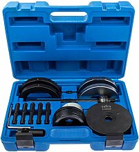 Radlager Werkzeug Satz 85 mm für VAG 16-tlg.