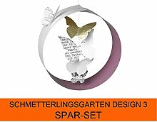 Räder Schmetterlingsgarten Design 3 4er Se