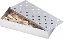 Räucherbox aus rostfreiem Edelstahl, für Gas-