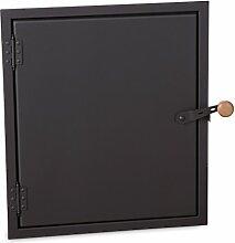 Räucherkammer Tür