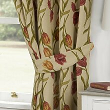 VORCOOL Paar dekorative Vorhang Holdbacks Drapery Holdbacks f/ür Badezimmer Schlafzimmer Wohnzimmer