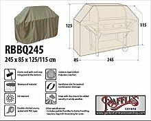 Raffles Covers RBBQ245 BBQ Grill Abdeckhaube