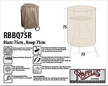Raffles Covers RBBQ75R Kessel BBQ Hülle,