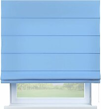 Raffrollo Capri, blau, 80 × 170 cm, Loneta