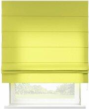 Raffrollo Padva, limone, 80 × 170 cm, Jupiter