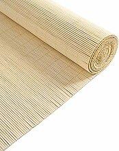 Raffrollos Bambusrollo Lichtfilter-Rollos, Bambus