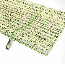 Raffrollos Patio Pavillon Bambus Rollos Mit Haken,