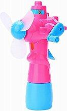 ragbare Mini-Ventilator Handsprayventilator Befeuchtung Kinder Spielzeug