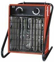 ragbarer Elektro-Heizlüfter VEAB BX 2E 2000W