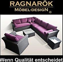 Ragnarök-Möbeldesign PolyRattan - DEUTSCHE Marke