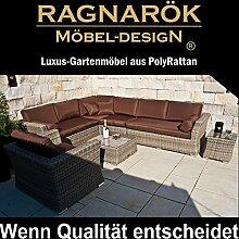 Ragnarök-Möbeldesign PolyRattan Lounge -