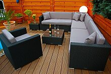 Ragnarök-Möbeldesign PolyRattan Lounge DEUTSCHE