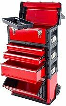 Ragnor Werkzeugtrolley rot FX10729