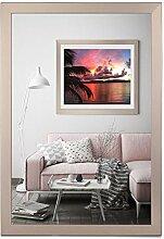 rahmengalerie24 Bilderrahmen 30x30 cm Rahmen