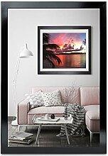 rahmengalerie24 Bilderrahmen 34x96 cm Rahmen