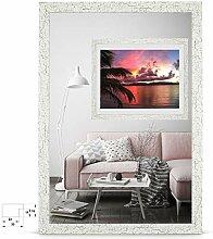 rahmengalerie24 Bilderrahmen 75x98 cm Rahmen Antik