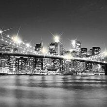 RAHMENKRISTALLSAMMLUNG NEW YORK CR008 140x70 MANIE