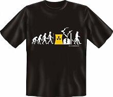Rahmenlos Fun-T-Shirt: Evo KKW - Geschenkidee -