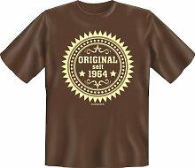 Rahmenlos Fun-T-Shirt: Original 64 - Geschenkidee