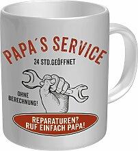 Rahmenlos Kaffeebecher für den liebevollen Vater
