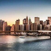 RAHMENUHR NEW YORK OC004 MANIE