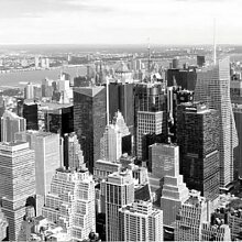 RAHMENUHR NEW YORK OC007 MANIE