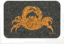 Raikou Horoskop Platzmatten 30x45cm groß. Moderne