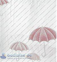 RAIN/APRIL Duschvorhang Vinyl 180 x 200 cm