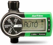 Rain Bird Wasserzeitschaltuhr 1 ZEHTMR, Digitaler Wasser- Timer, Steuergerät Wasserhahn-Anschluss