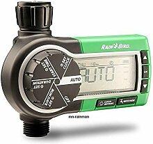 RainBird Wasserzeitschaltuhr 1 ZEHTMR, Digitaler Wasser-Timer, Steuergerät Wasserhahn-Anschluss