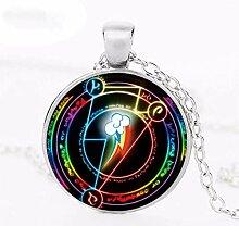 Rainbow Dash Arcane Circle My Friendship is Magic