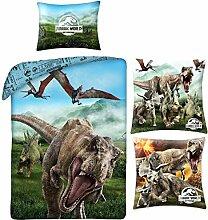 rainbowFUN.de Jurassic World Bettwäsche und 2