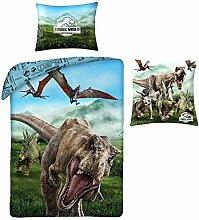rainbowFUN.de Jurassic World Bettwäsche und