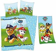PMS Paw Patrol Strand-Set mit Handtuch und Turnbeutel